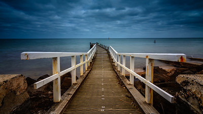 Alone at Sea - Frankston