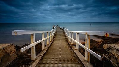 Alone at Sea - Frankston