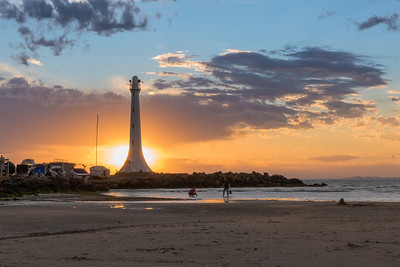 Lighthouse - St.Kilda Marina