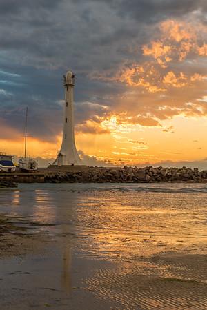 Lighthouse - St.Kilda Marina