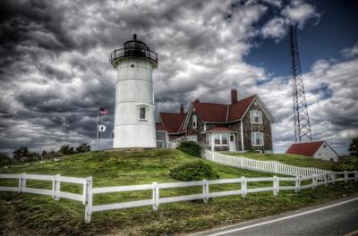 """""""Nobska Point Lighthouse"""" May 11th, 2012 Falmouth, MA"""