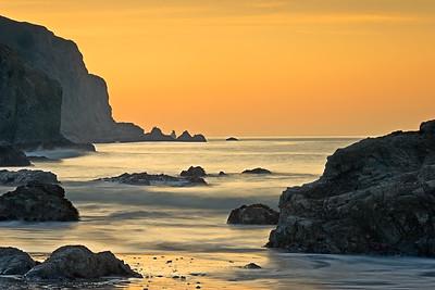 China Beach, Golden Gate, San Francisco