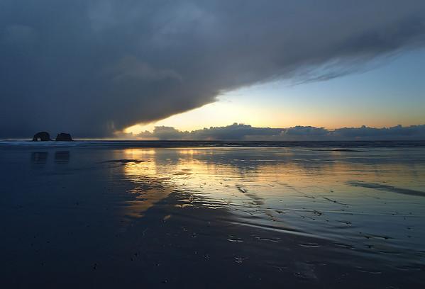 Rockaway Beach - Oregon Coast