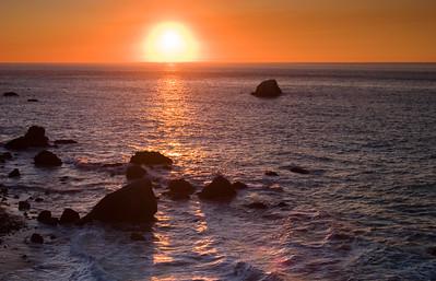 Mile Rock Beach, San Francisco