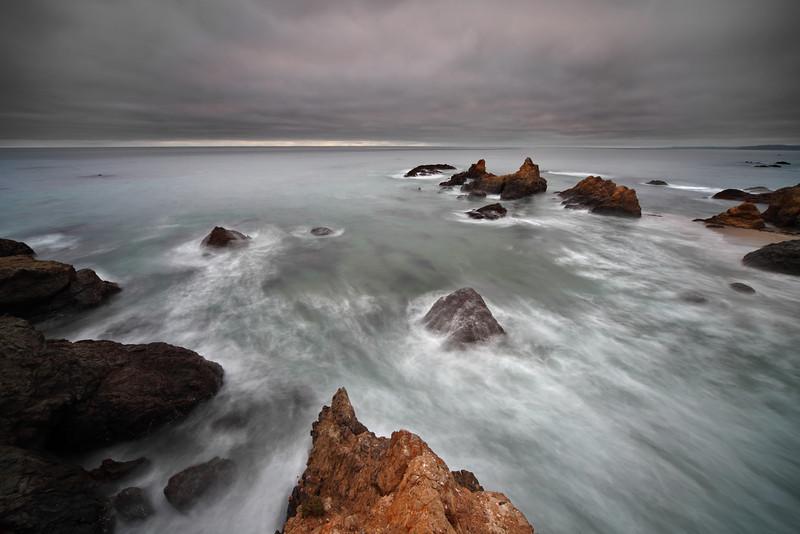 Dreamscape - Glass Beach - Northern California Coast