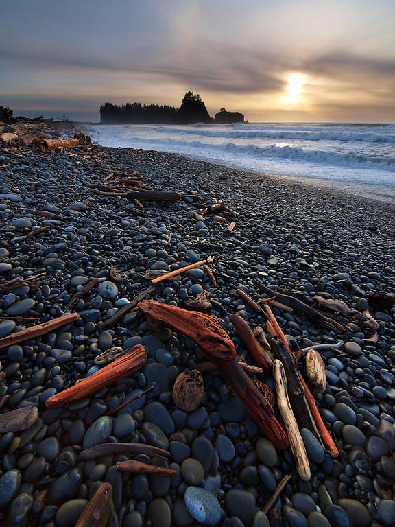 Rialto Beach - Washington Coast