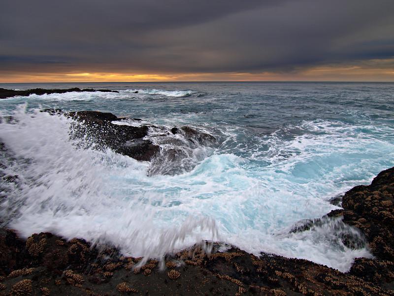 Effervescence at Point Cabrillo - Mendocino Coast