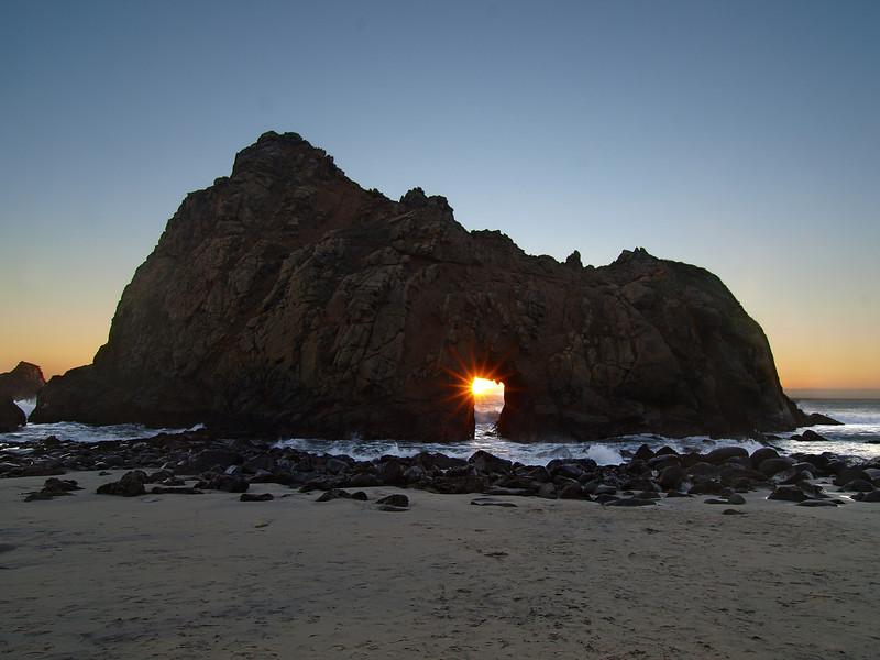 Pfeiffer Beach II - Big Sur Coast