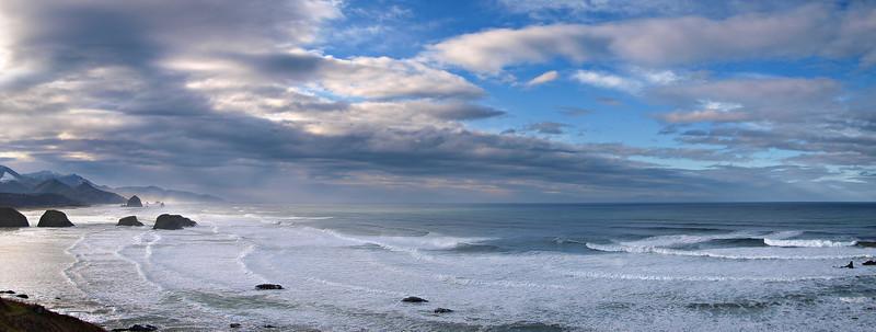 Let There Be Light II - Cannon Beach - Oregon Coast