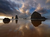 Double Vision - Cannon Beach - Oregon Coast