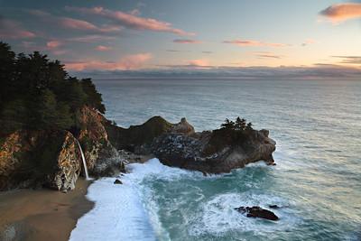 McWay Falls III - Big Sur Coast
