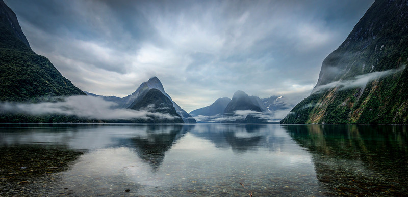 pure sound | fiordland, new zealand