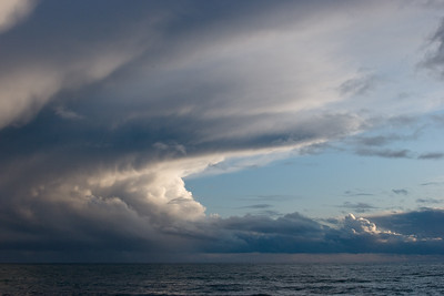 Storm Forming - Pigeon Point