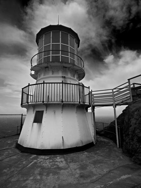 Pt. Reyes Lighthouse - northern California coast