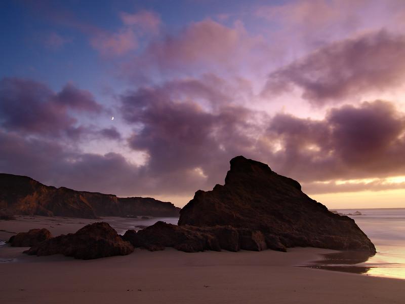 Luna Shore - Northern California Coast