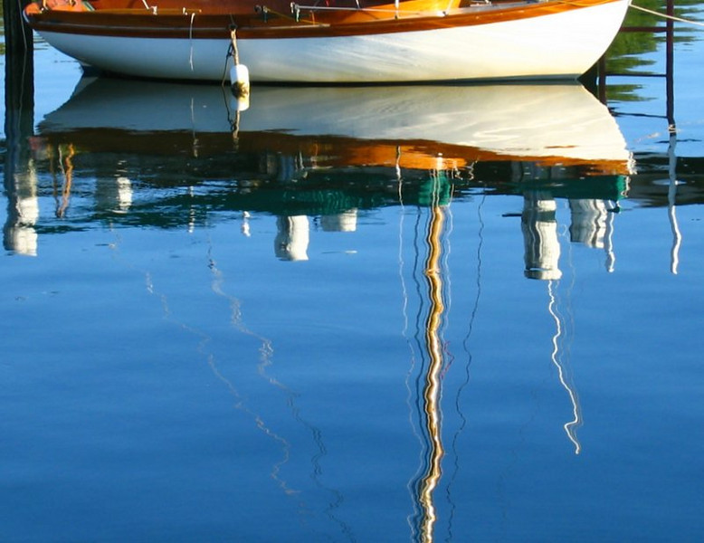 Herreshoff Reflection