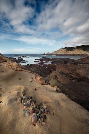 - Time Embedded - <br /> <br /> Point Lobos, California coast