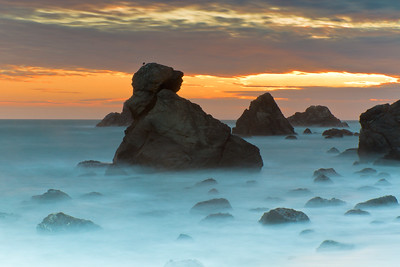 Shell Beach, Sonoma State Beaches