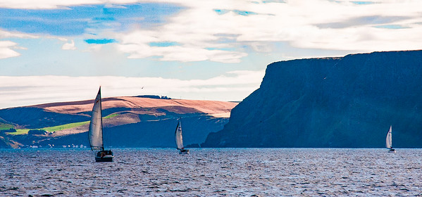 The Scottish Coast