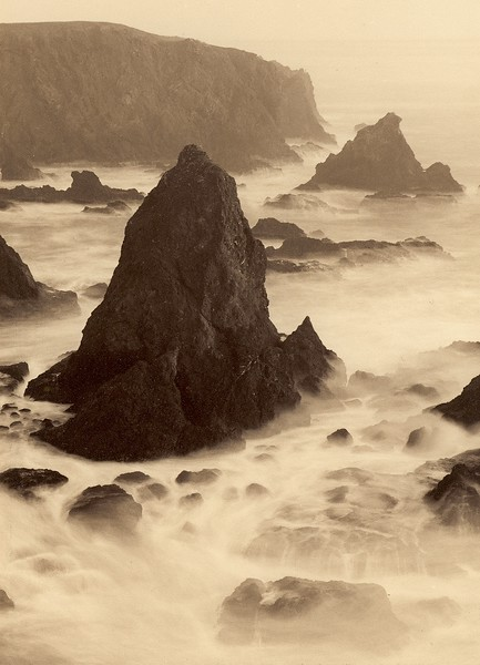 Iversen Point, Mendocino Coast, California