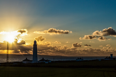 Nash Point Lighthouse, Wales
