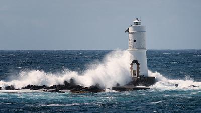 Lighthouse Mangiabarche - S. Antioco (Southwestern Sardinia)