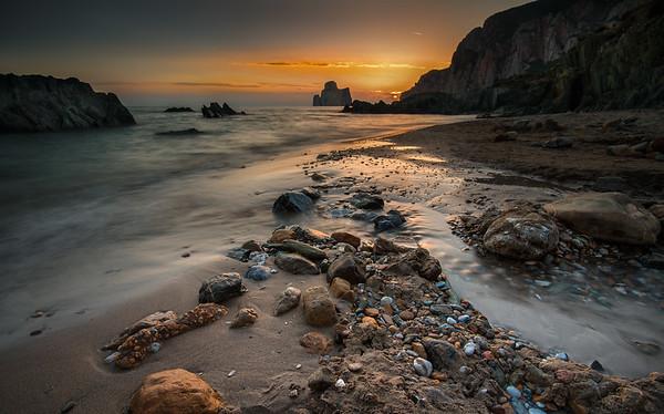 Nebida (Western Sardinia)