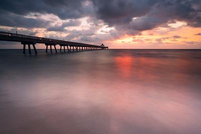 Sunrise at Deerfield