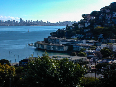San Francisco from Sausalito