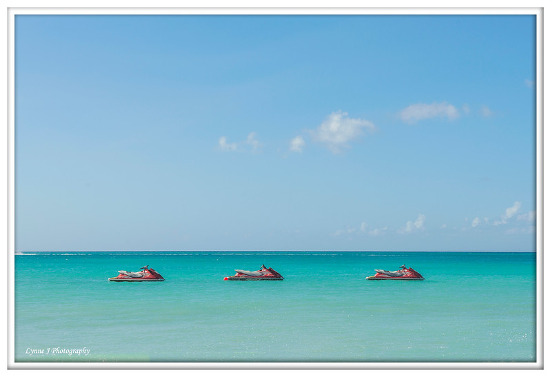 Fun for Three . Caribbean