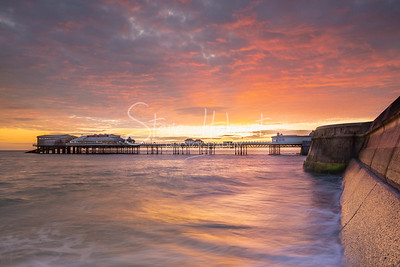 Sunrise at Cromer