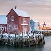 Coastal Fairytale, Rockport, MA