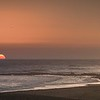 Sunset Near Santa Cruz