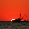 """Sunrise Trawler"""