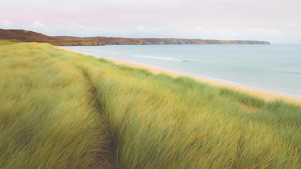 Traigh Mhor Beach, Scotland