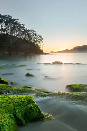 Adventure Bay, Bruny Island, Tasmania