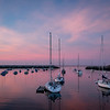 Pink Sails, Rockport, MA