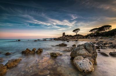 Capo Ferrato (Eastern Sardinia)