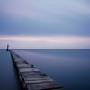 Pier at the Horizon, East Hampton, NY