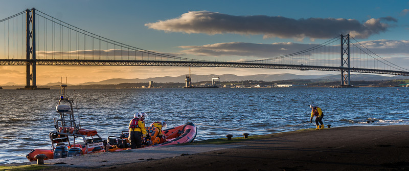 South Queensferry Lifeboat