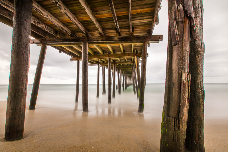 Under the Nags Head Pier