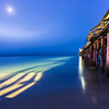 Colors and Lines: Capitola Wharf