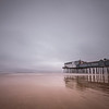 Stormy Pier, Old Orchard Beach, ME