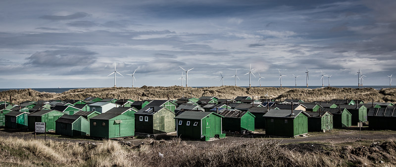 The Fishermans Huts