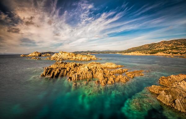 Capo Spartivento (Southern Sardinia)