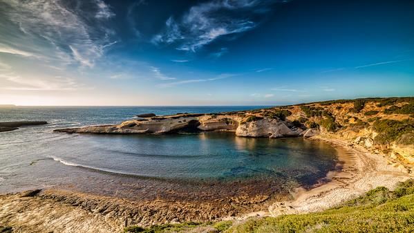 Santa Caterina di Pittinuri (Western Sardinia)