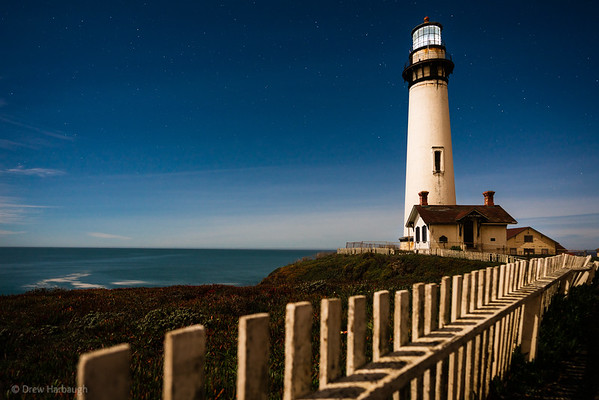 Pigeon Point Light 5