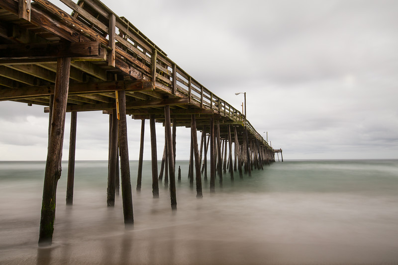 Nags Head Pier, Outer Banks NC