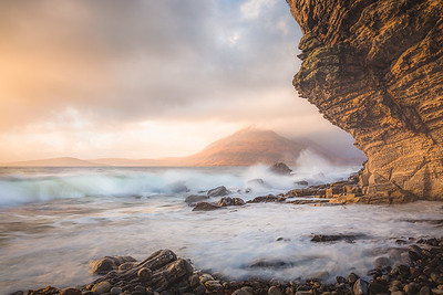 Elgol. Isle of Skye, Scotland