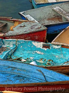 Huddled Dinghies